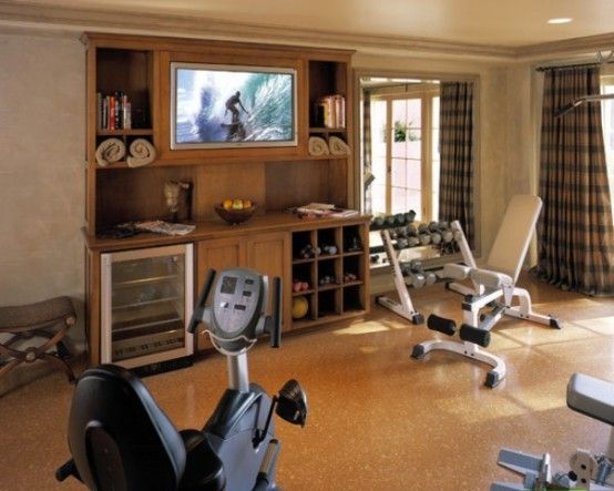 58 Awesome Ideas For Your Home Gym It\u0027s Time For Workout Gym, Gym