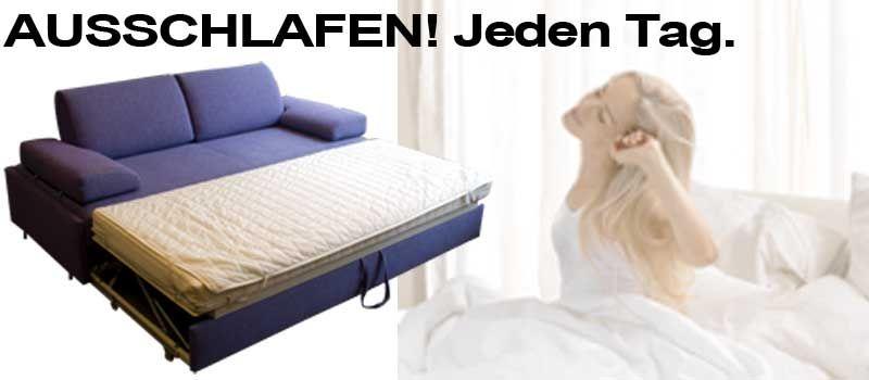 dauerschlaefer sofas f r kleine r ume sofa. Black Bedroom Furniture Sets. Home Design Ideas