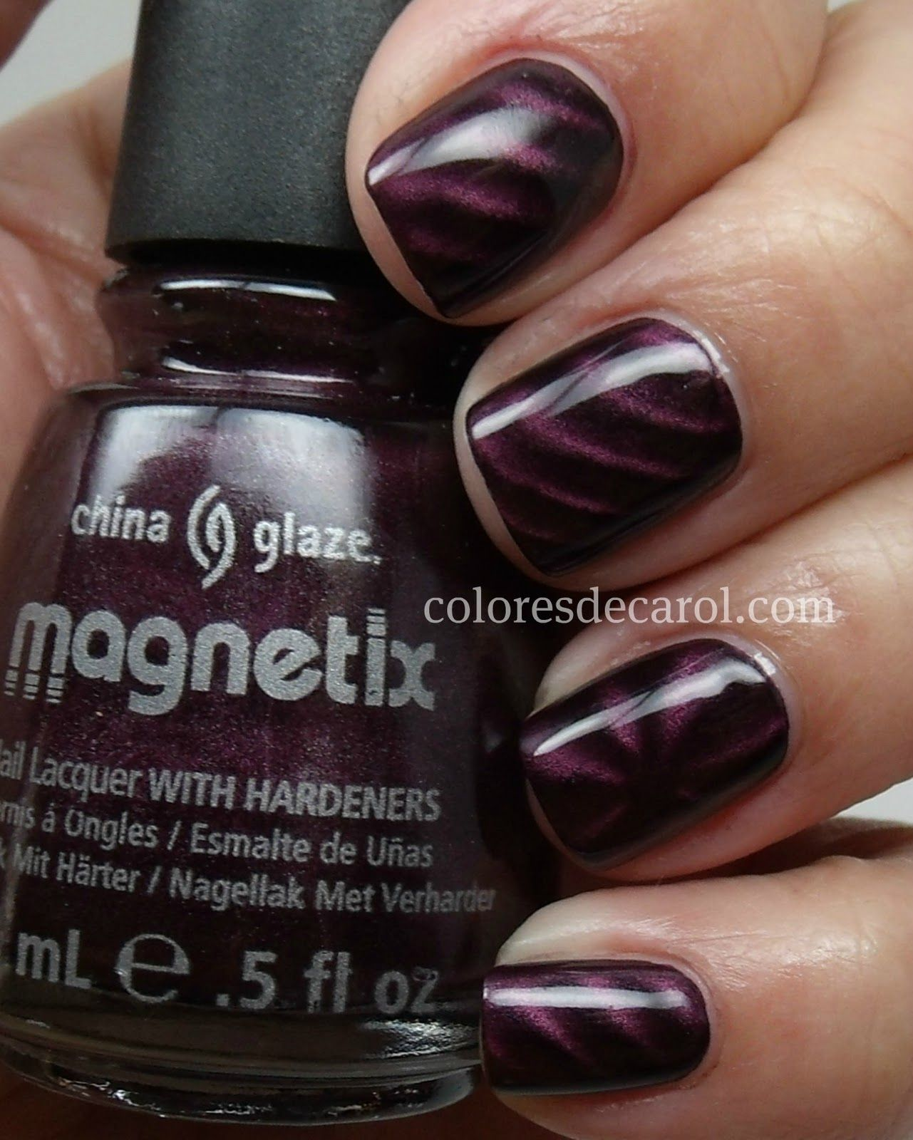 China Glaze - Instant Chemistry (Magnetix Collection) | China Glaze ...