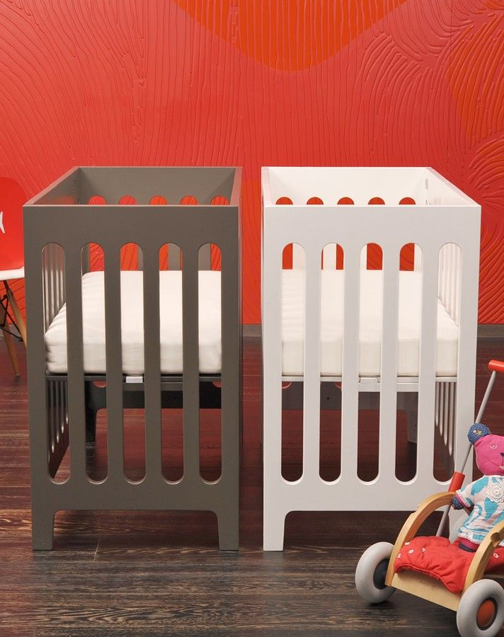 Alma Mini Urban Crib Co Sleeper