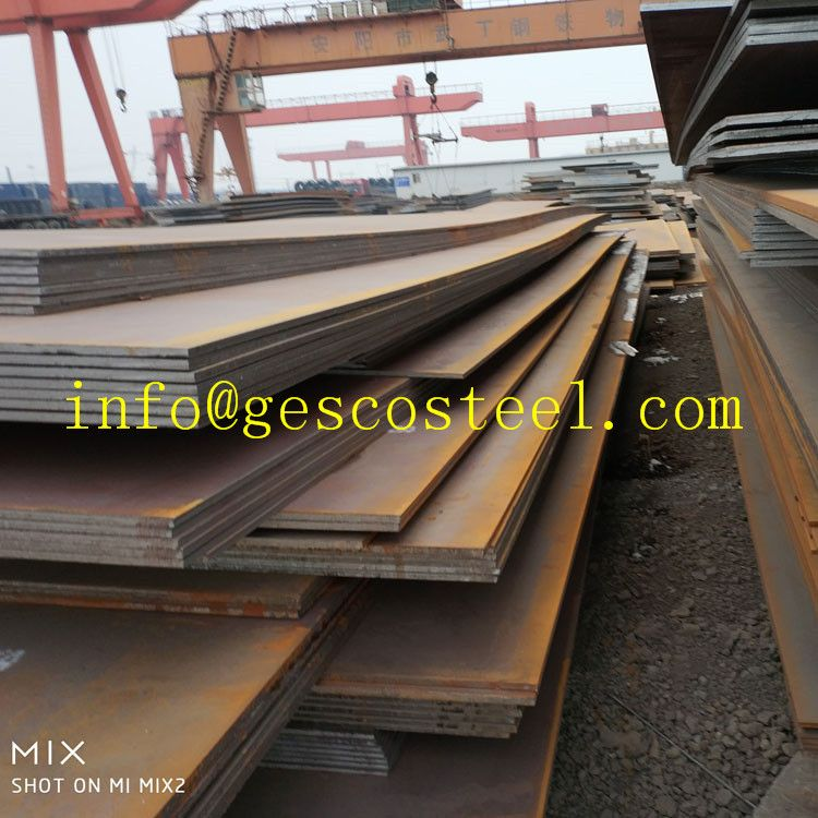 Corten Steel Sheet Supplier Sweathering Steel Prices Corten Steel