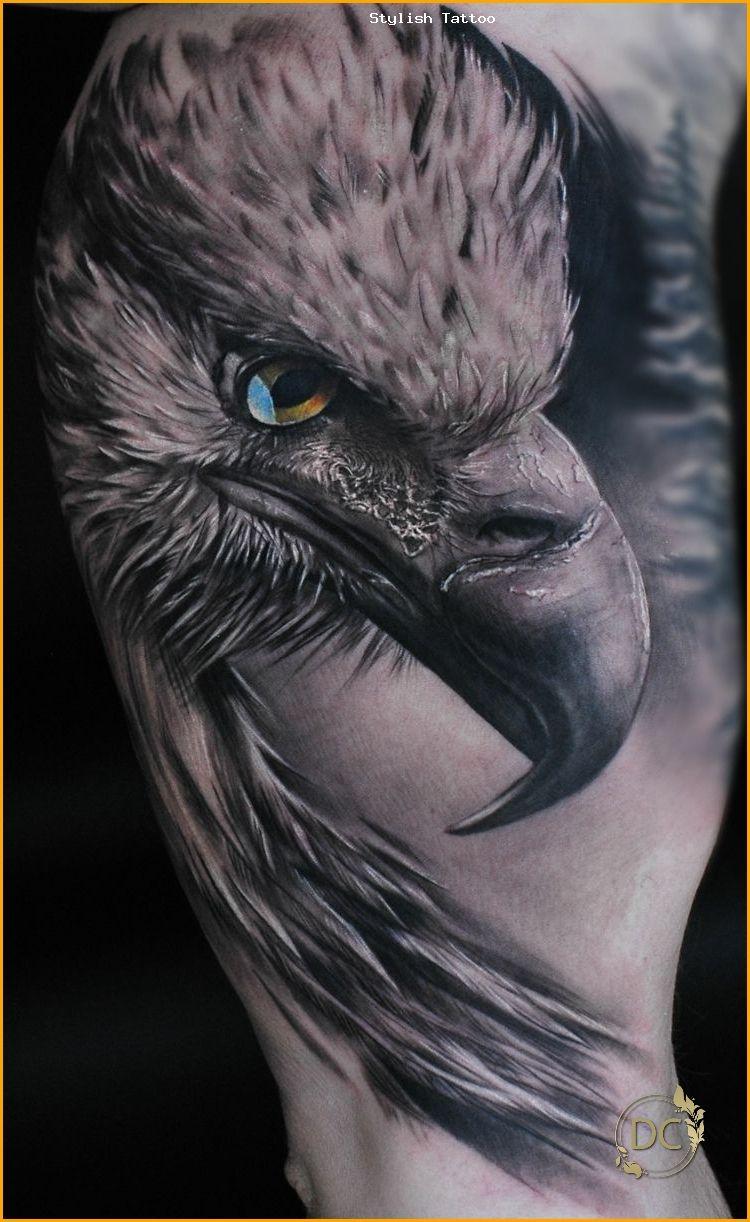 Bird tattoo for women and men 50 ideas, templates