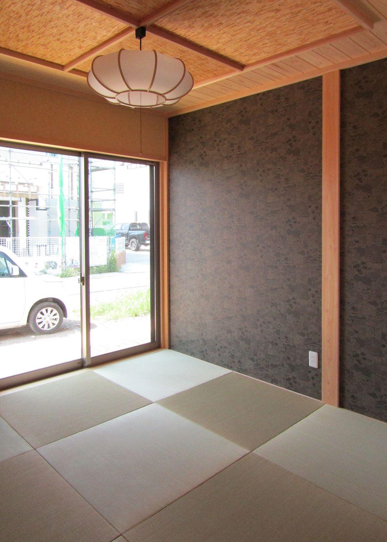Fullscreen Page 和室 家 室内装飾