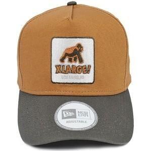 47041edfaec Justin Bieber wearing New Era Xlarge Patch D-Frame Trucker Hat ...