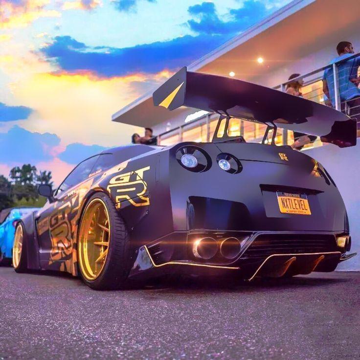 NISSAN GTR LIBERTY  WOLK - #GTR #Liberty #Nissan #WOLK #nissangtr