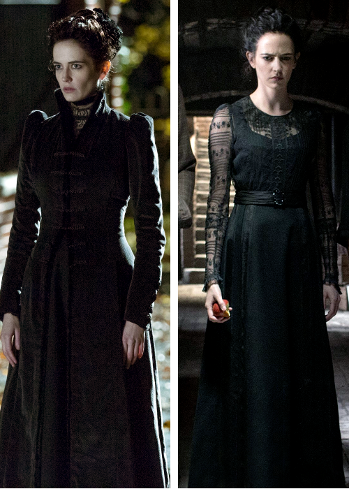 Penny Dreadful. Great costuming.