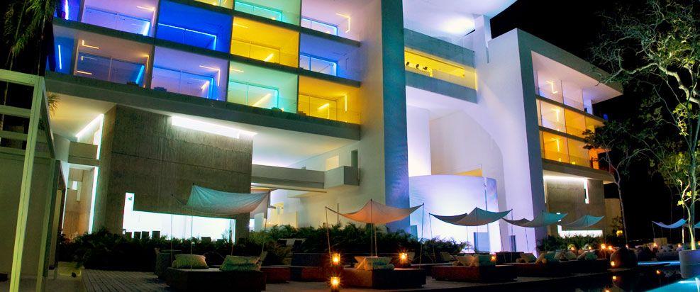 Acapulcos brilliant uber modern hotel encanto acapulco méxico