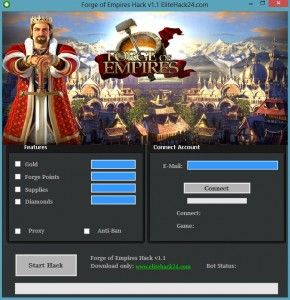 Forge of Empires Hack v1.1 Online 2017 Tool New Forge of Empires ...