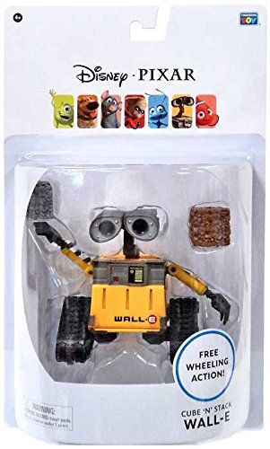 Wall-E Action Figure