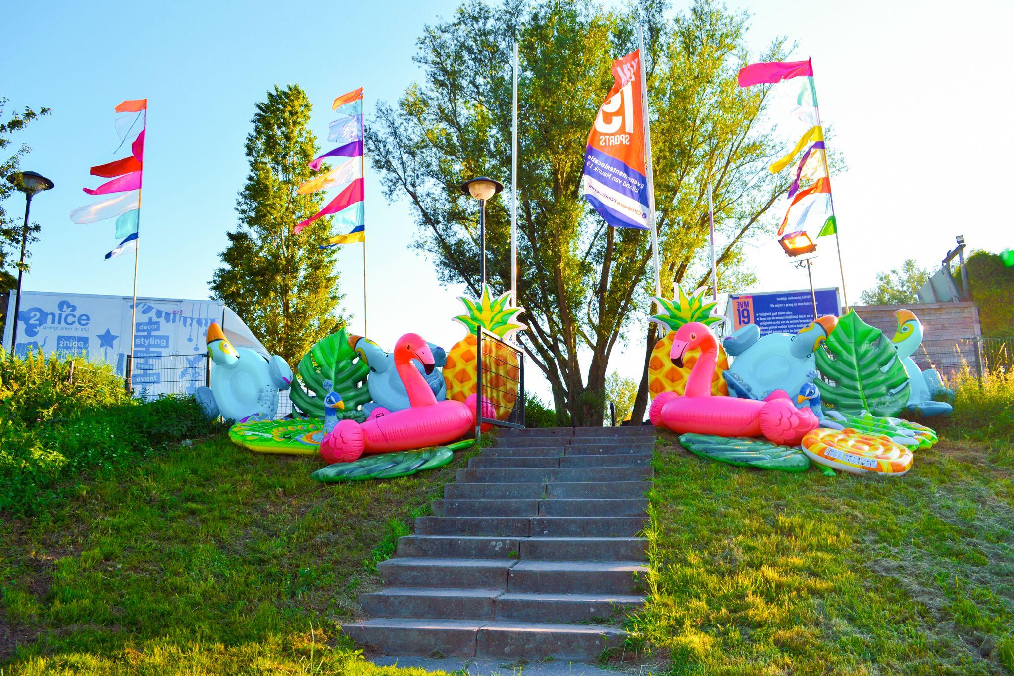 Pin Op Festival Decoratie