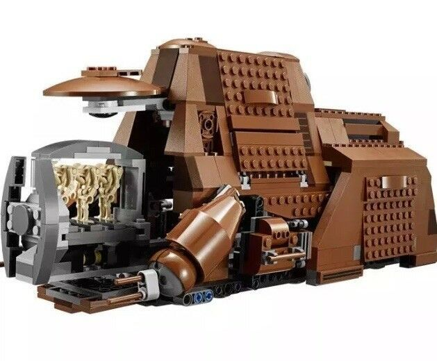 Lego Star Wars 75058 Mtt Battle Droid Transport Retired Legos