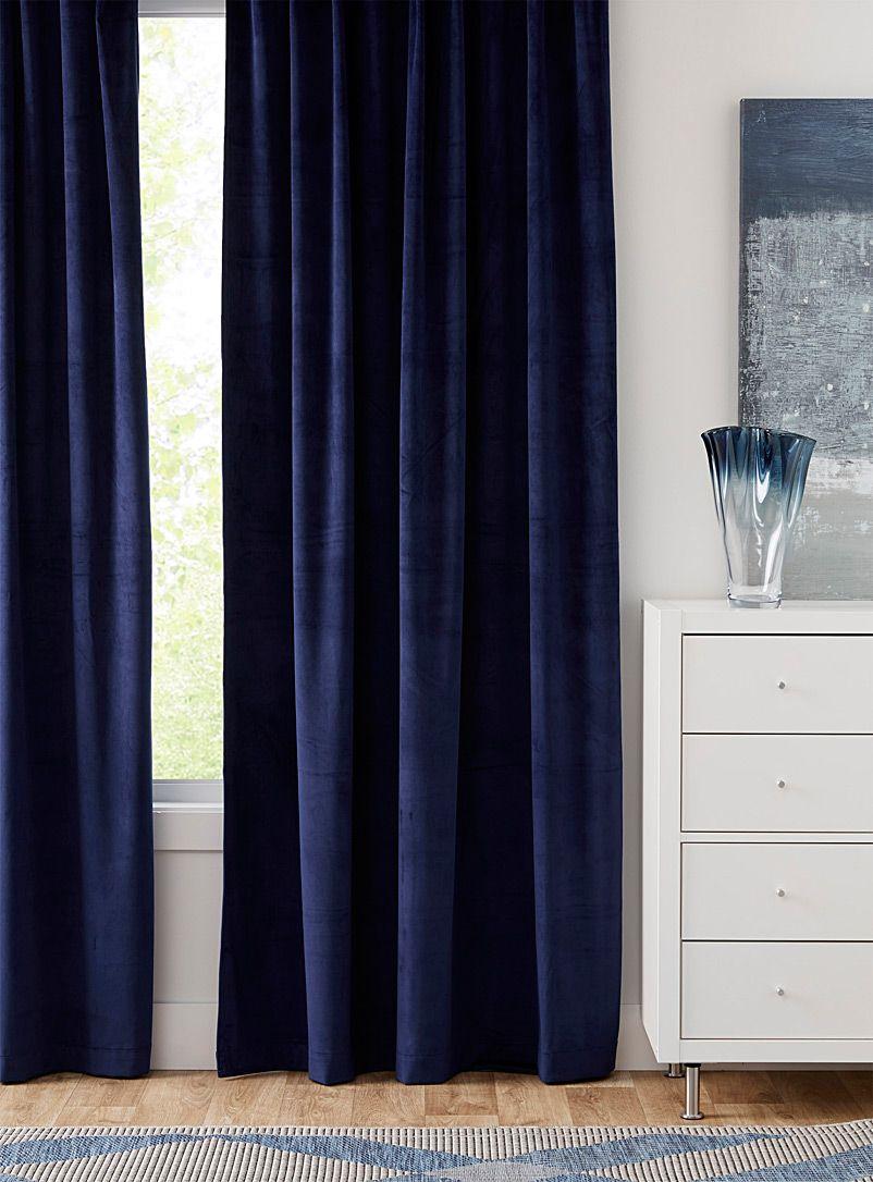 Smartblock Chroma Back Tab 100 Blackout Window Curtain Panel