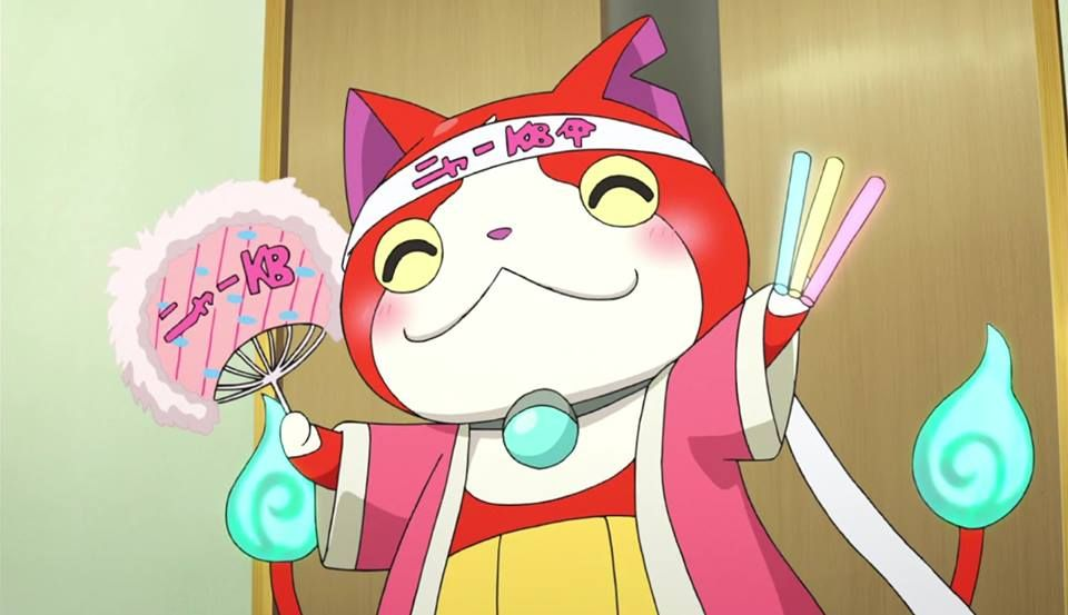 Jibanyan Yo Kai Watch 2 Youkai Watch Kai