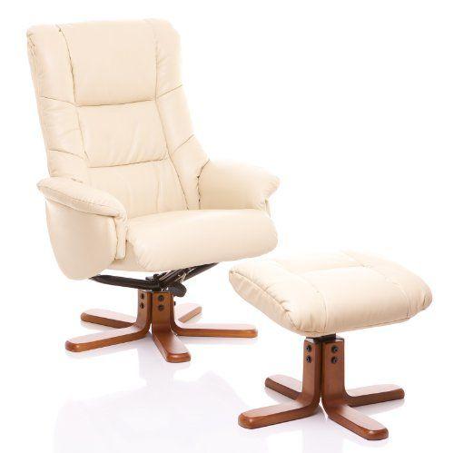 Fabulous The Shanghai Bonded Leather Recliner Swivel Chair Machost Co Dining Chair Design Ideas Machostcouk