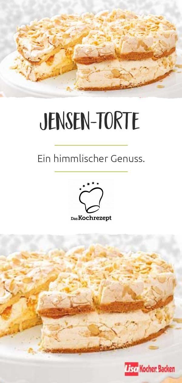 Jensen-Torte #chinesemeals