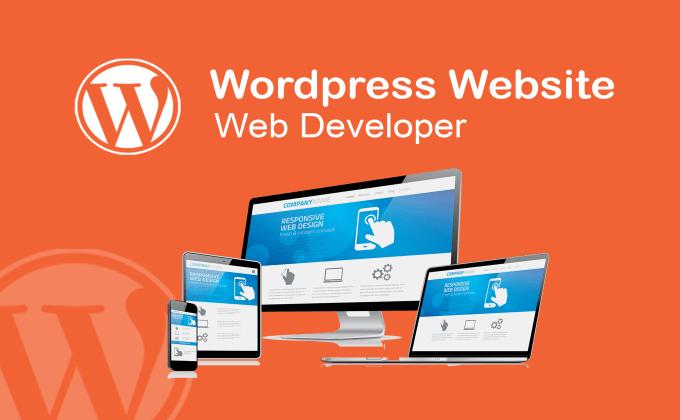 I Will Do Website Development Web Design With Wordpress In 2020 Web Design Website Development Web Development Design