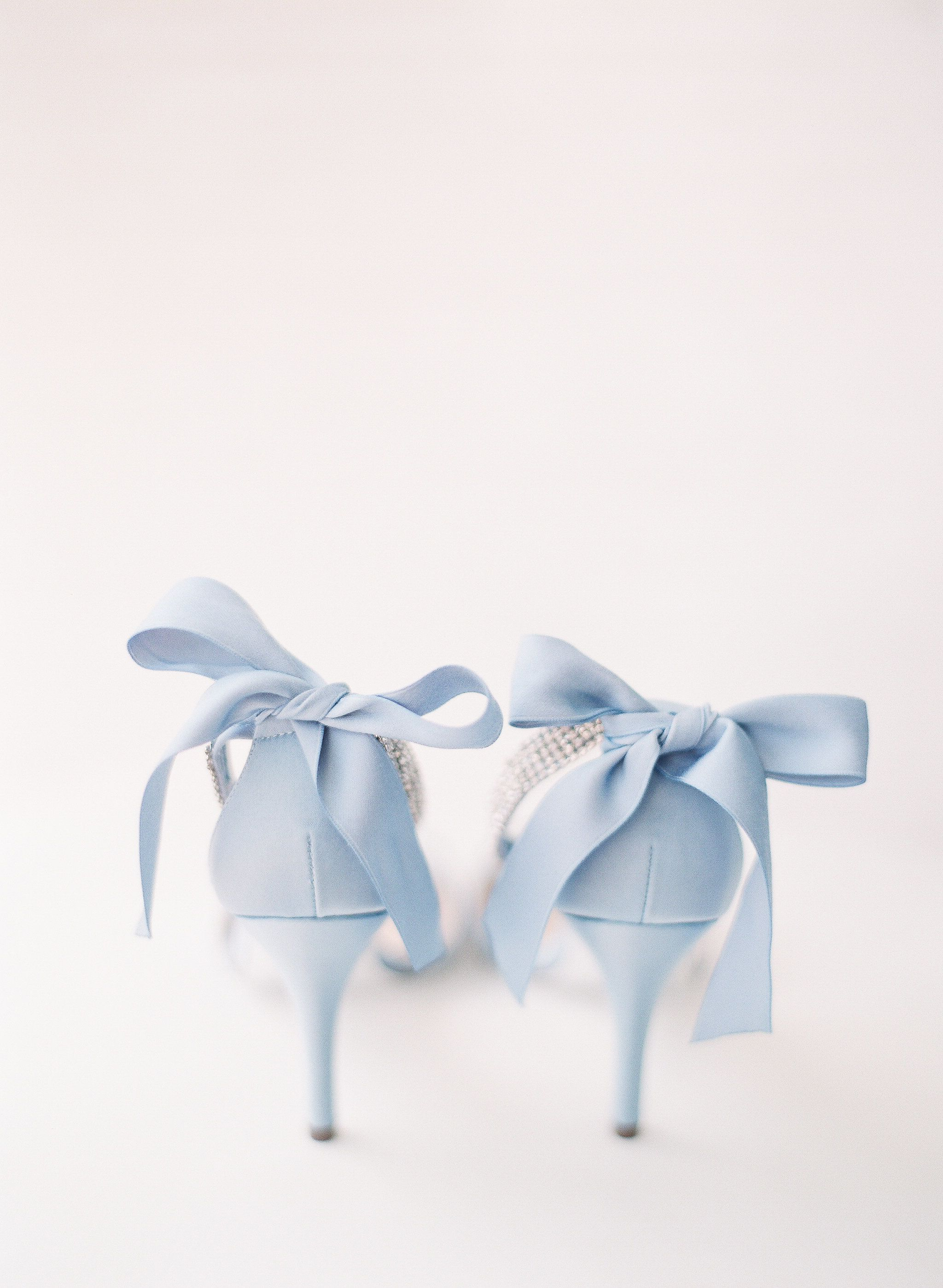 Beautiful Blues Abound For This Seaside Wedding Blue Wedding Shoes Blue Bridal Shoes Light Blue Wedding Shoes