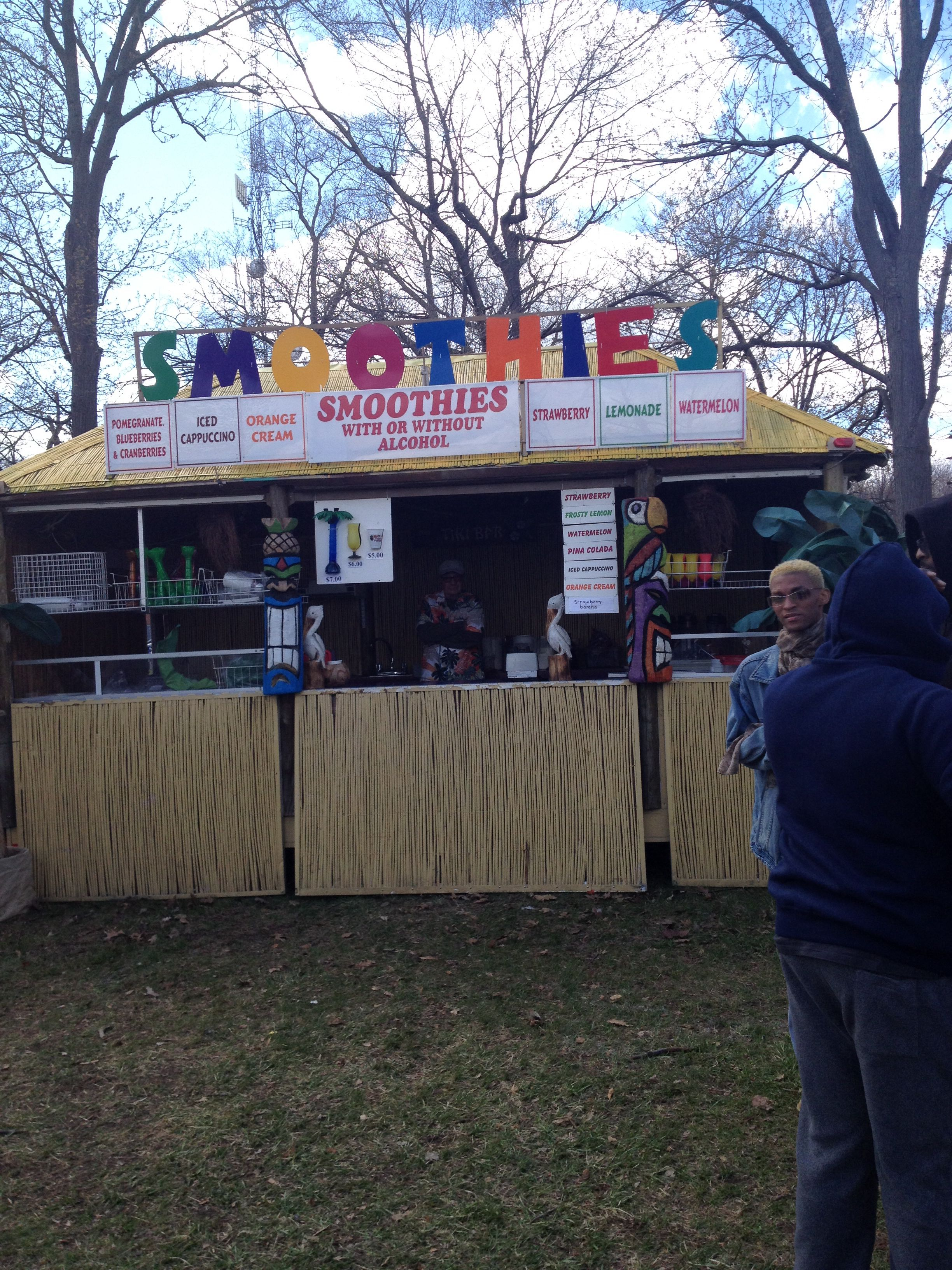 Smoothies #palmerparkartfair