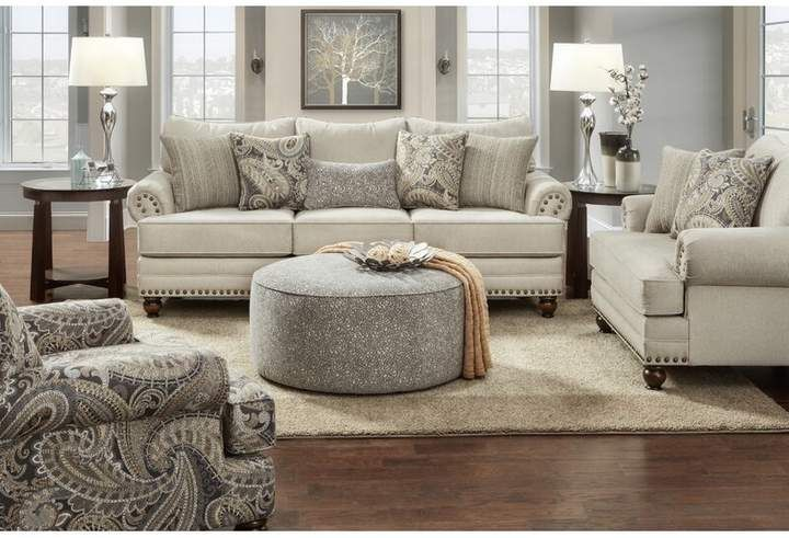 Best Canora Grey Brockway 4 Piece Living Room Set In 2020 4 640 x 480