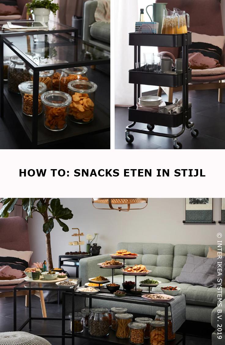 Zo Til Je Je Snacksessies Tot Een Hoger Niveau Snacks Voorraadpotten Eten [ 1128 x 736 Pixel ]
