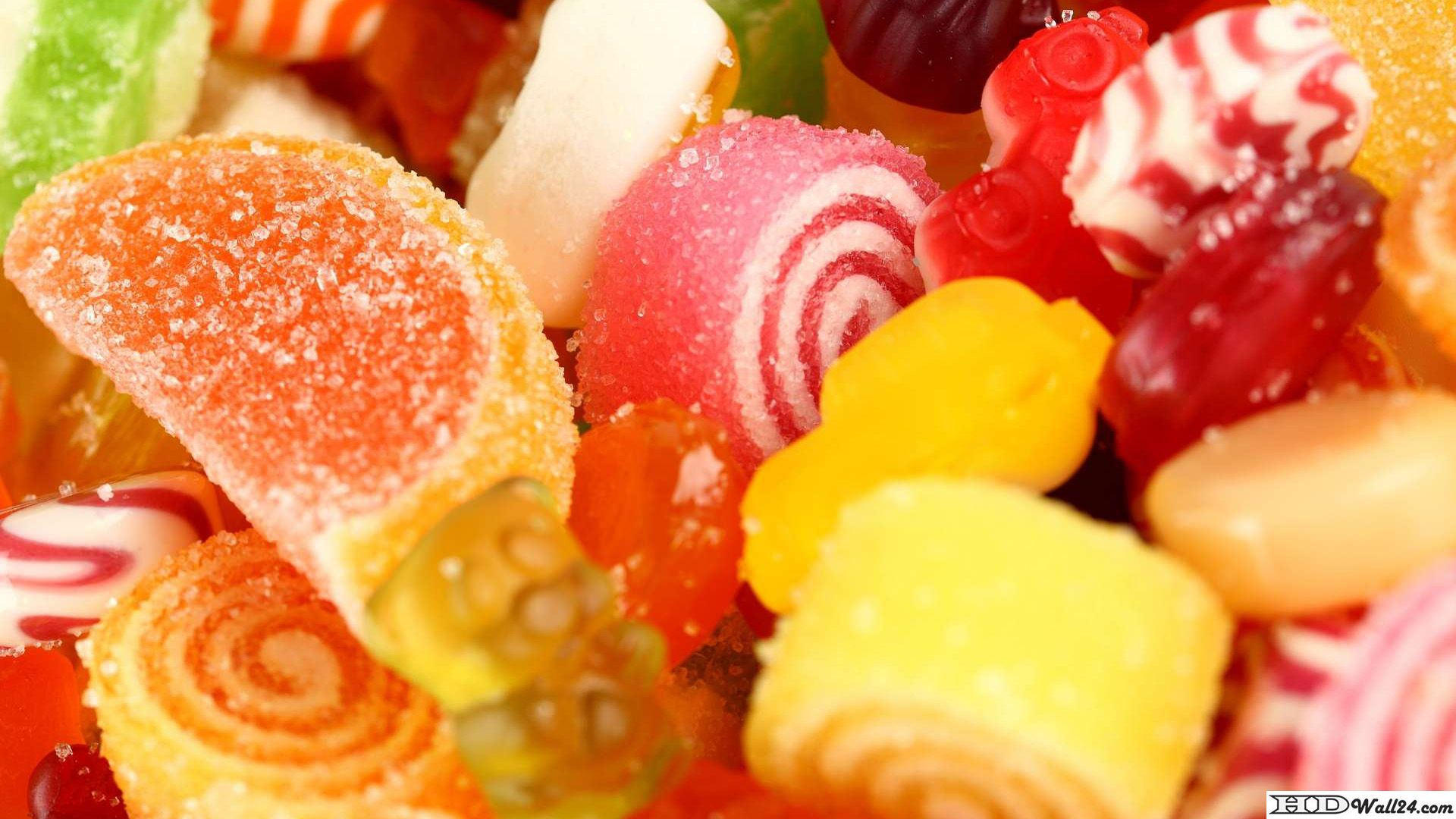 Various Candy Wallpapers Free Hd Wallpaper Download Food Wallpaper Confectionery Food Pictures
