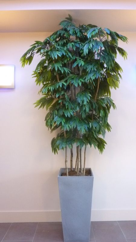 Artificial Hand built Mango tree