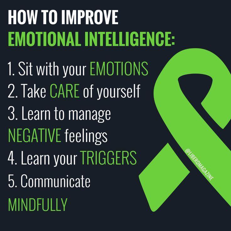 How to improve your emotional intelligence libero