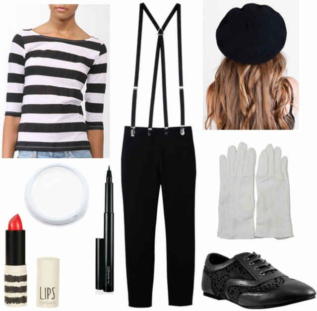 Fabulous find of the week - costume edition: forever 21 striped top