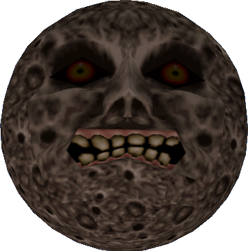 Do I Even Have To Say Anything About This One Majoras Mask Moon Majoras Mask Shadow King