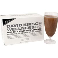 Click Image Above To Purchase: David Kirsch Wellness Protein Plus  Chocolate 20 Packets