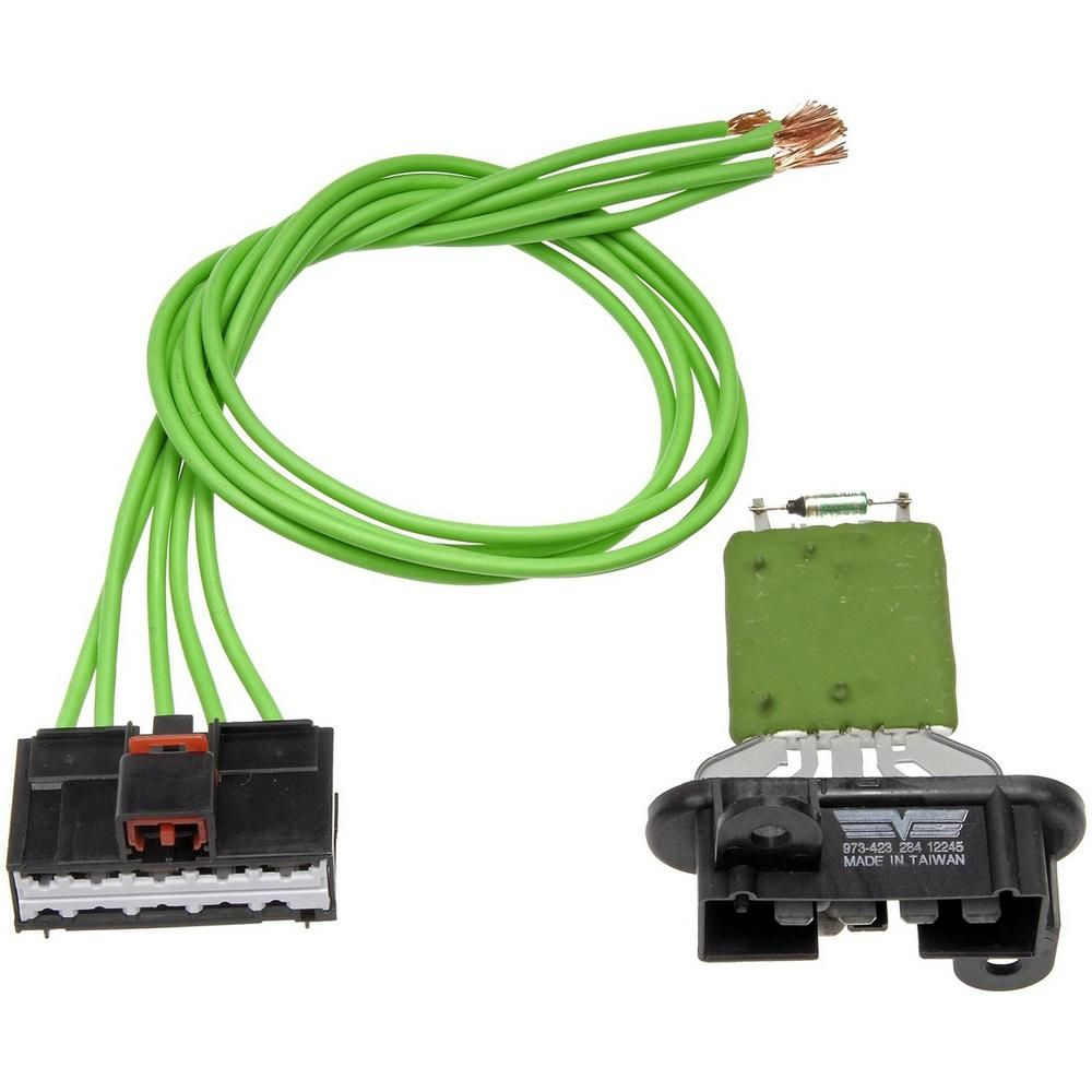 Oe Solutions Hvac Blower Motor Resistor Kit 973 423 Dodge