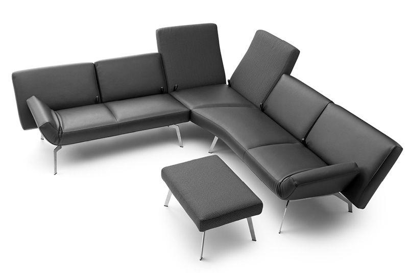 Leolux Shuffle bank Leolux Pinterest - asymmetrischer stuhl casamania
