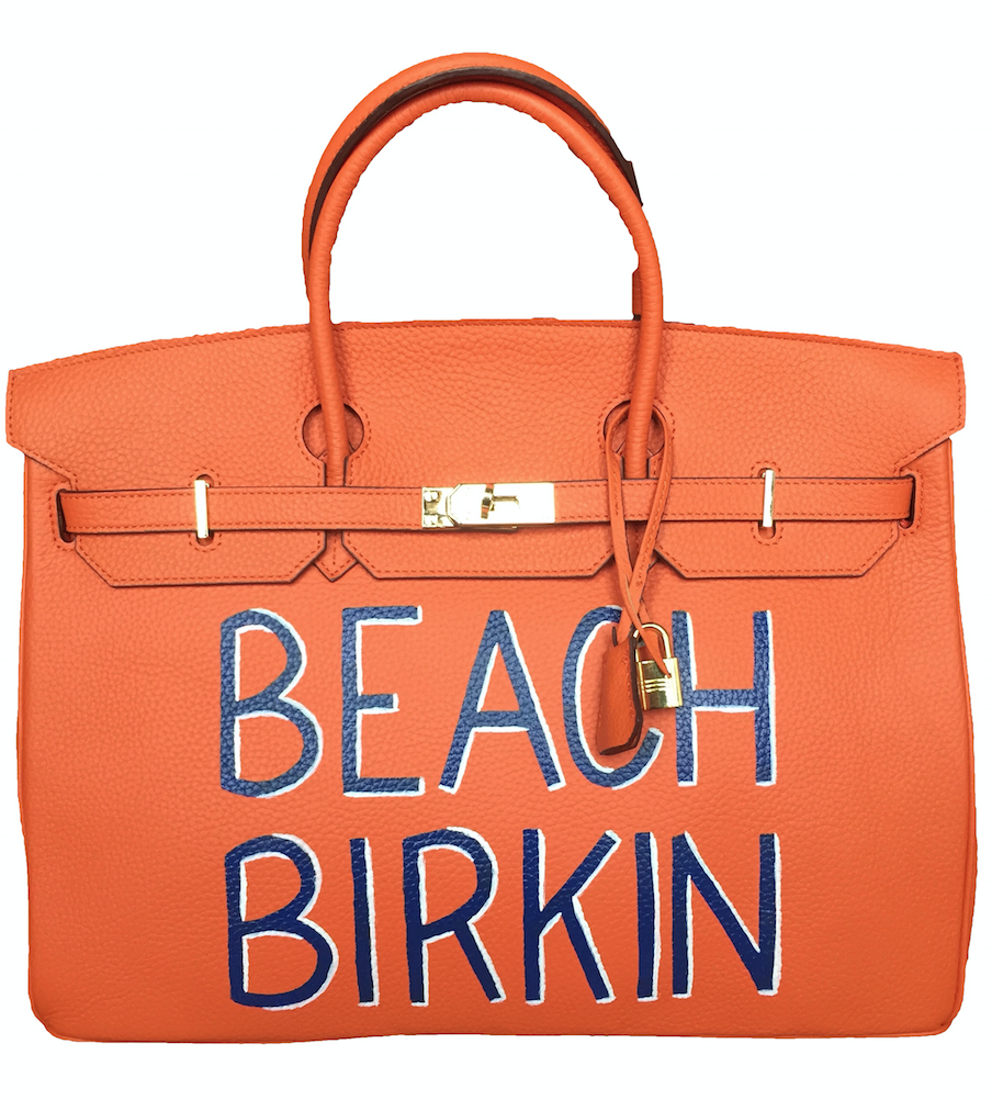 BEACH BIRKIN | Beach Bag | Pinterest | Beaches and Products