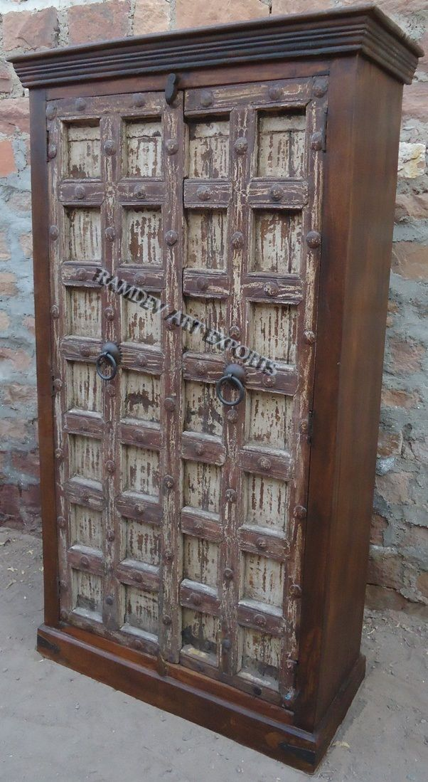 Indian Wooden Old Door Amirah Wooden Almirah Almirah Designs Old Door