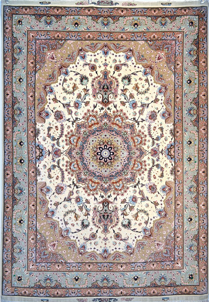 Tabriz Silk Persian Rug Exclusive Collection Of Rugs And Tableau Rugs Treasure Gallery Tabriz Silk Persian Rug Y Rugs Silk Persian Rugs Persian Rug Designs