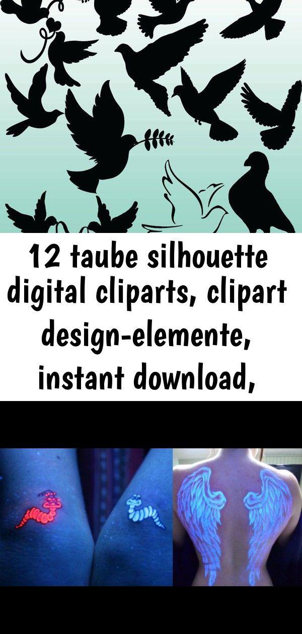 12 taube silhouette digital cliparts clipart designelemente instant download schwarze silhouet 1 12 Taube Silhouette Digital Cliparts Clipart DesignElemente Instant Downl...