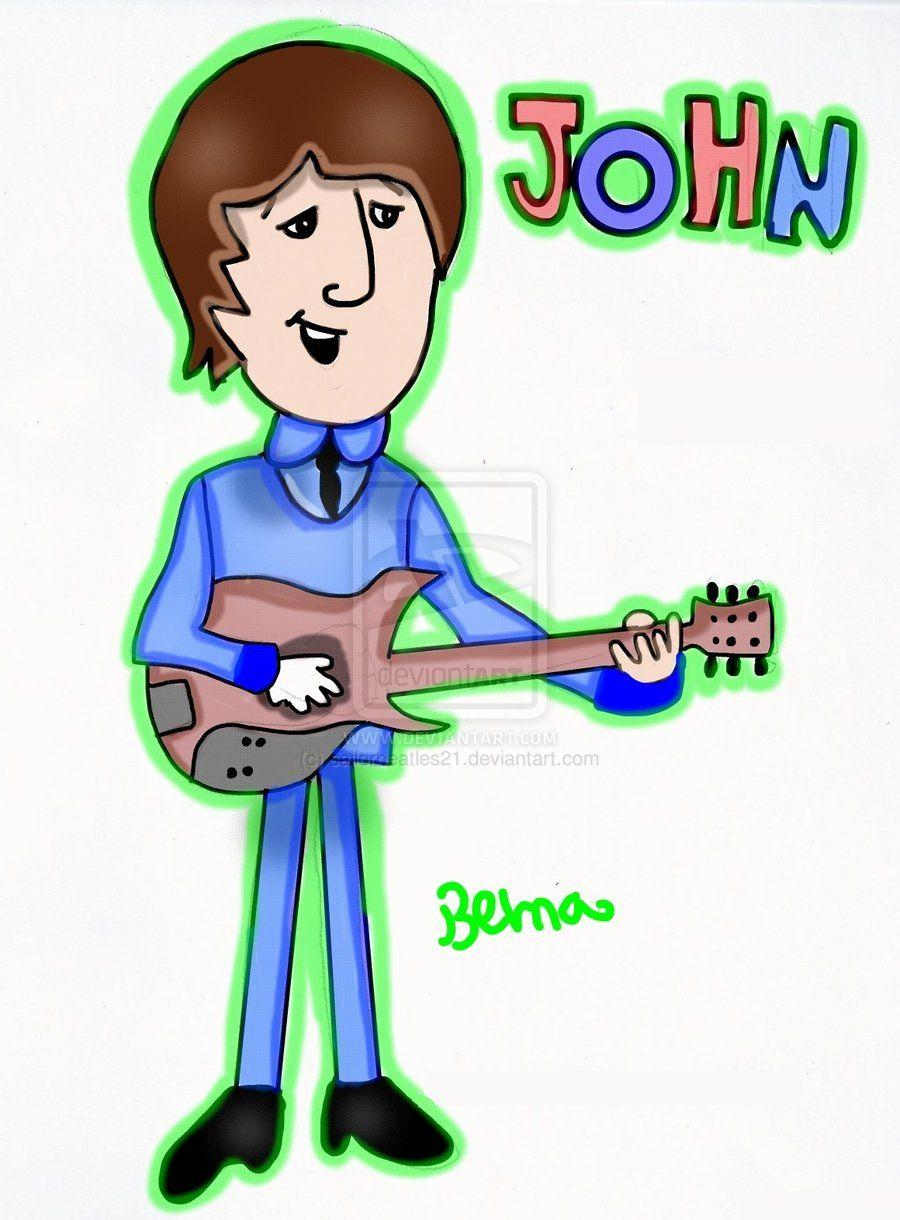 f2d6d71d0 John Lennon Cartoon Image