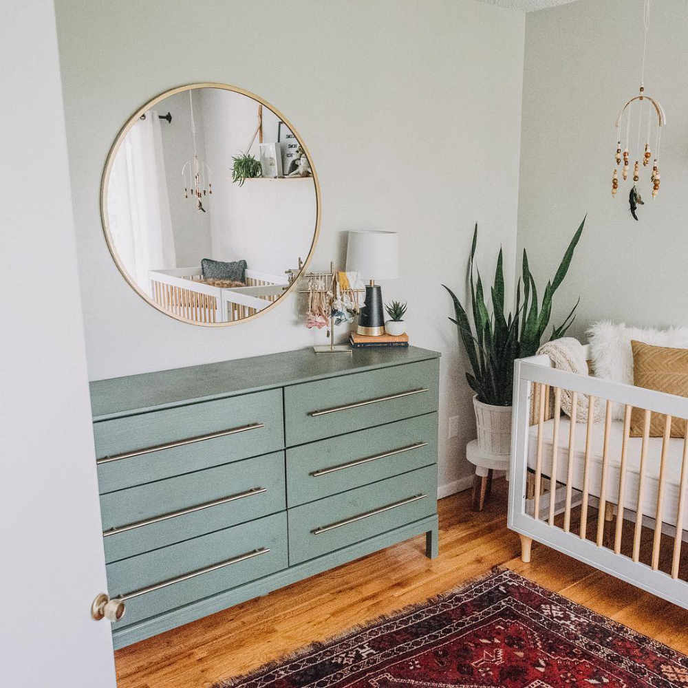 The Best Gender Neutral Nursery Inspiration Nursery