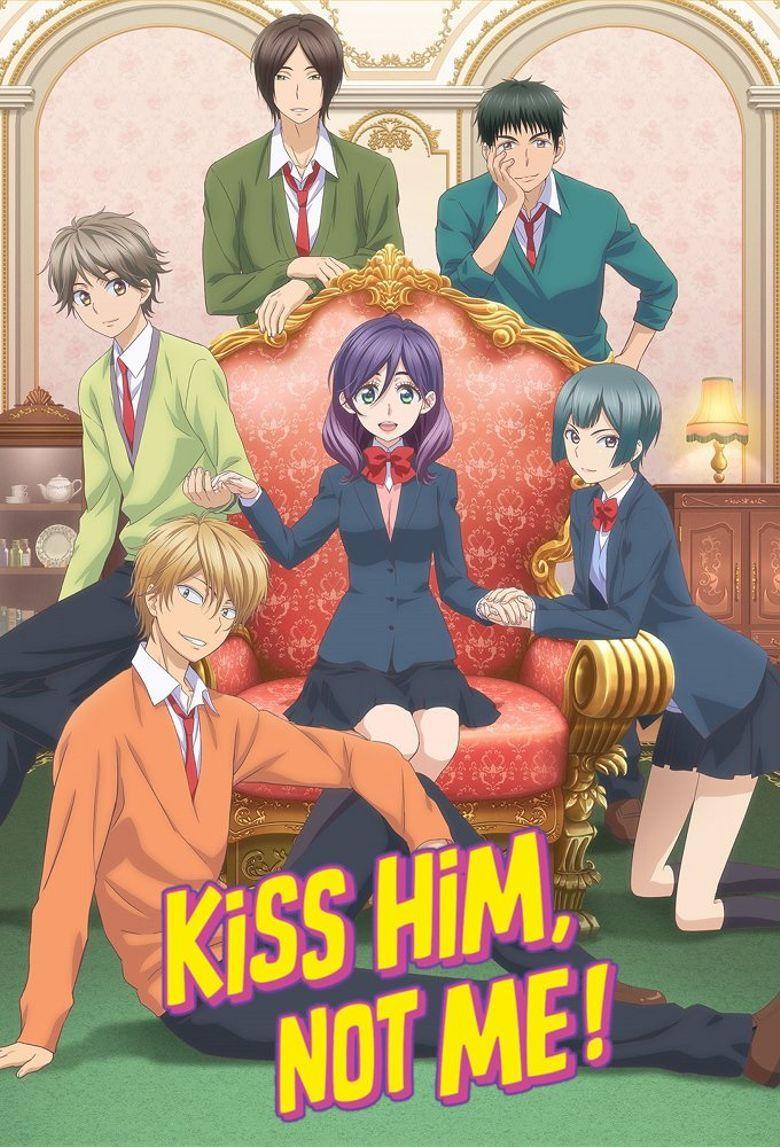 Kiss him not me anime zelda characters disney characters