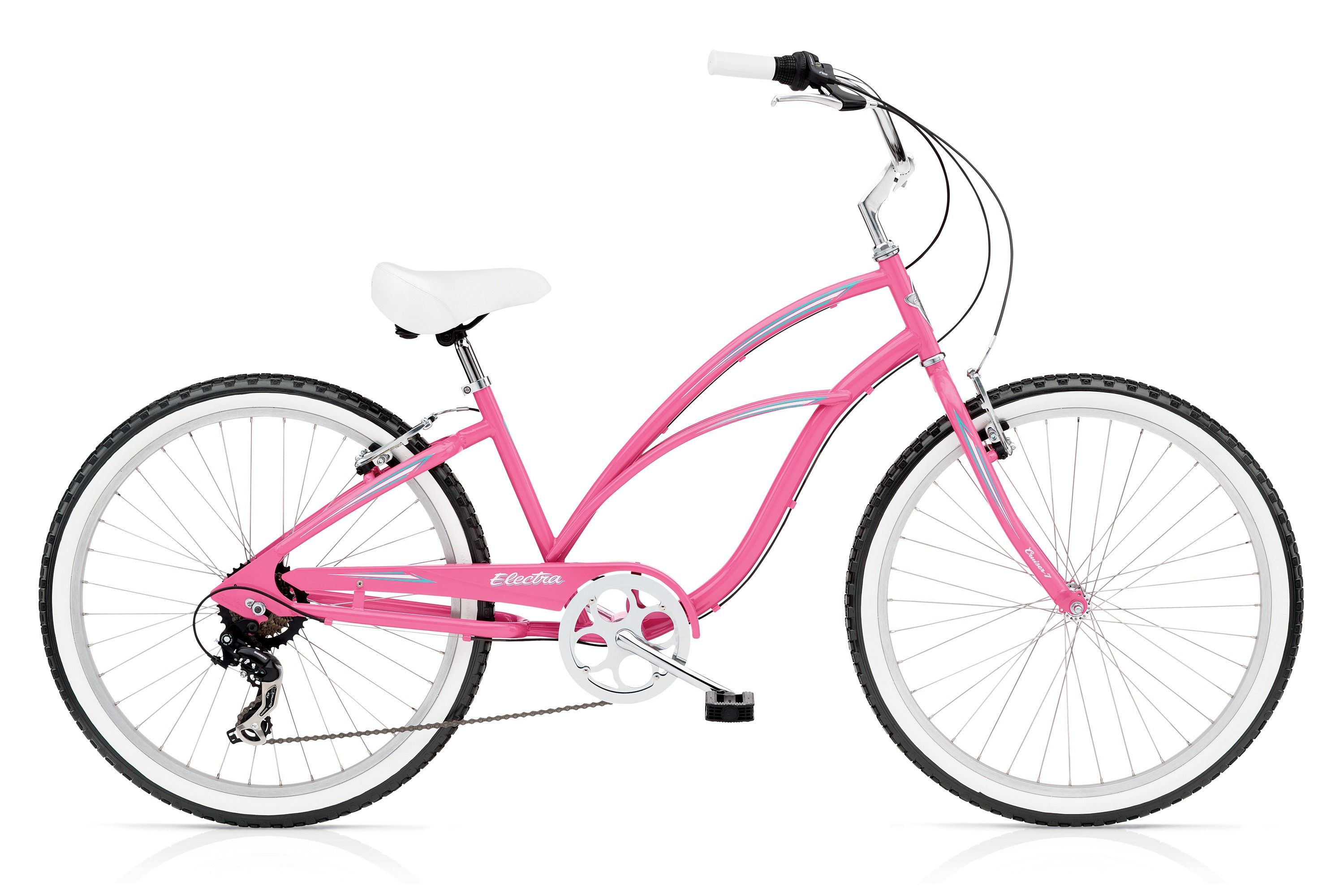 Cruiser 7d Electra Bikes Pink And Black Would Be Cool Want Pinterest Modern