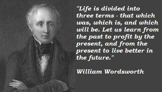 William wordsworth literary work