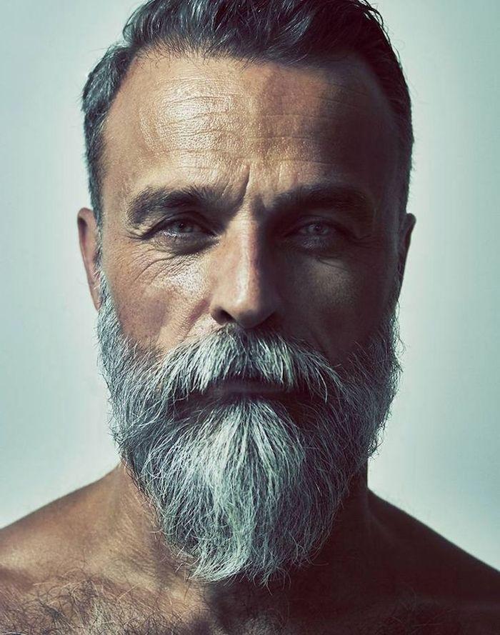 barbe longue des centim tres et des sentiments mode homme pinterest. Black Bedroom Furniture Sets. Home Design Ideas