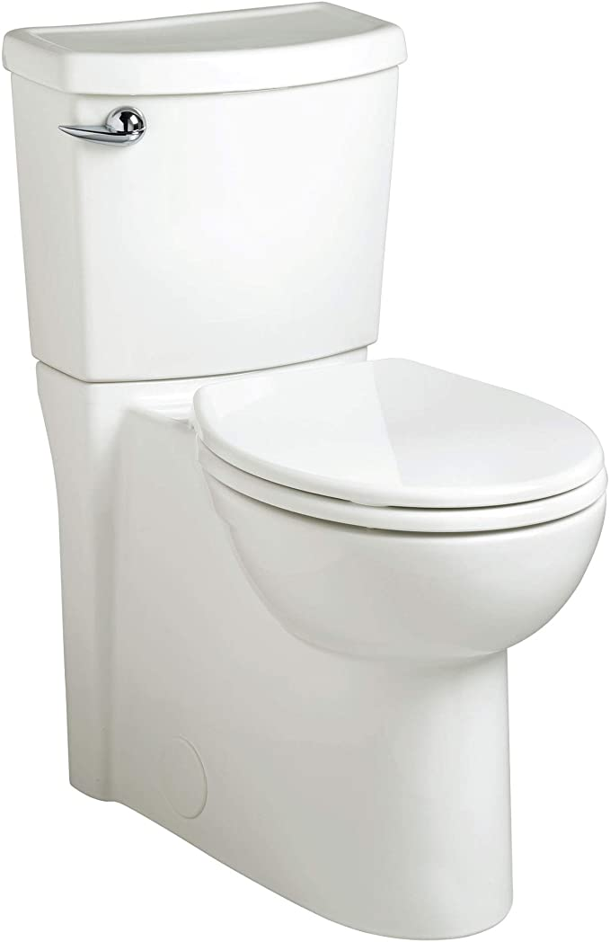 American Standard 2989101 020 Cadet 3 1 28 Gpf Elongated Toilet With 12 In Rough In 3 White Amazon Com Toilet American Standard Corner Toilet American standard cadet 3 reviews