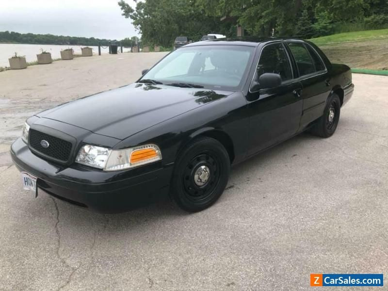2011 Ford Crown Victoria Police Interceptor Ford Crownvictoria Forsale Canada Victoria Police Police Cars For Sale Ford Police