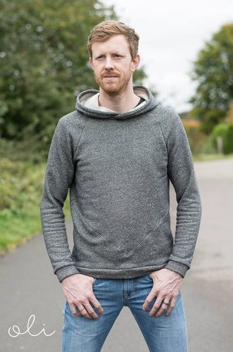 Sweater Kuschelwarm Herren | Herrin, Schnittmuster und Oberteile