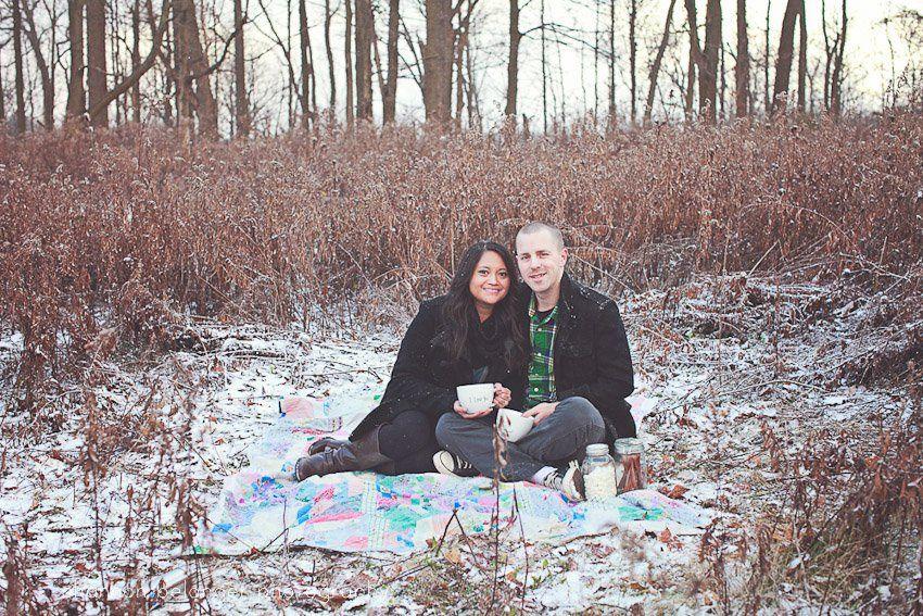 Jenn & Jason {e-session} | Shannon Belanger Photography