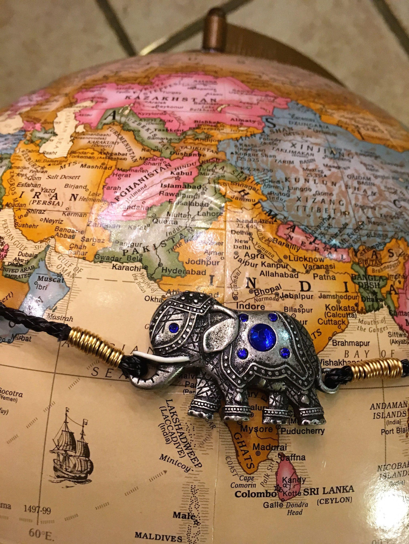 Elephant Bracelet By Eegracedesigns On Etsy Elephant Bracelet