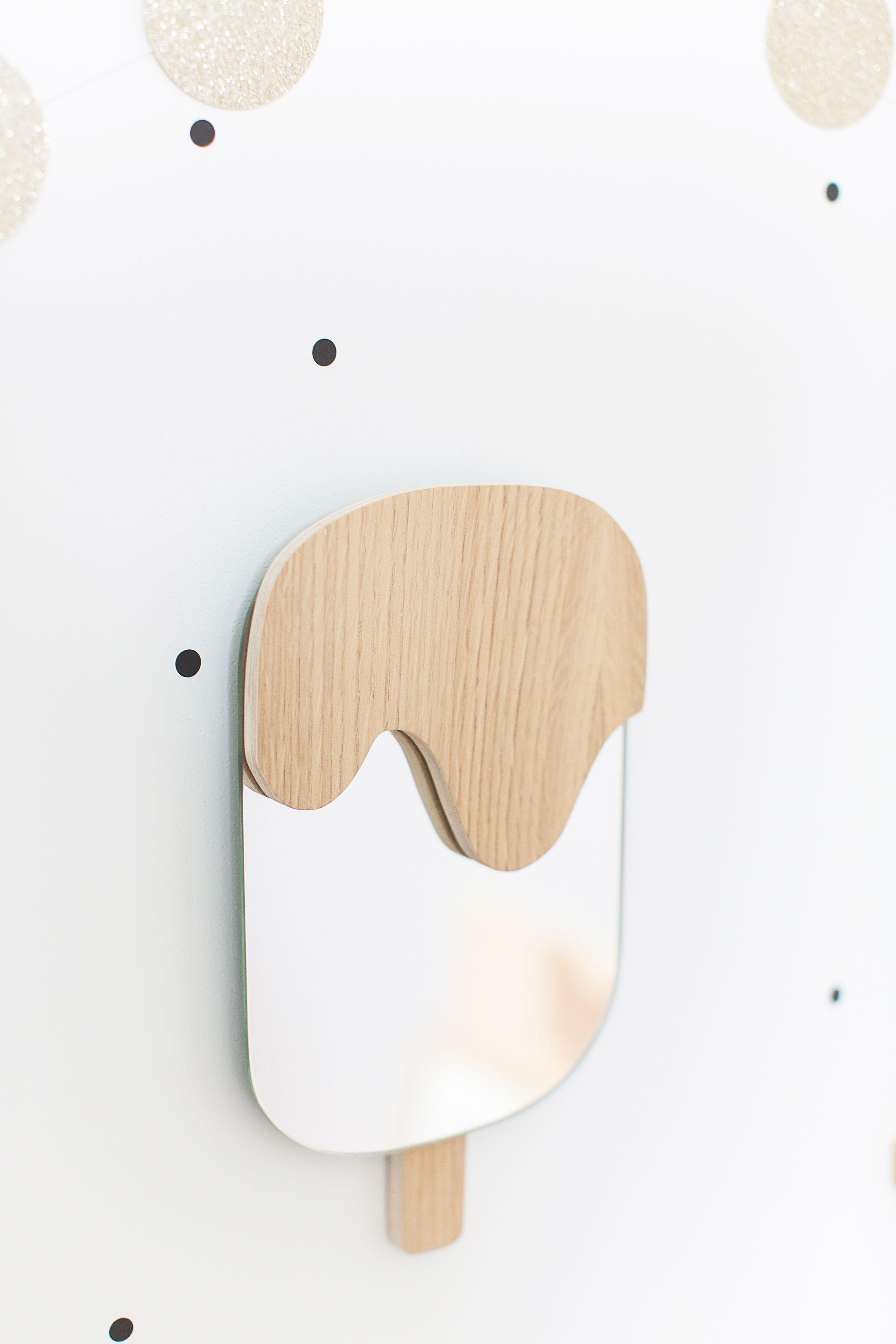 Miroir Esquimau | Les Biscottes | Inspiration deco chambre BB ...