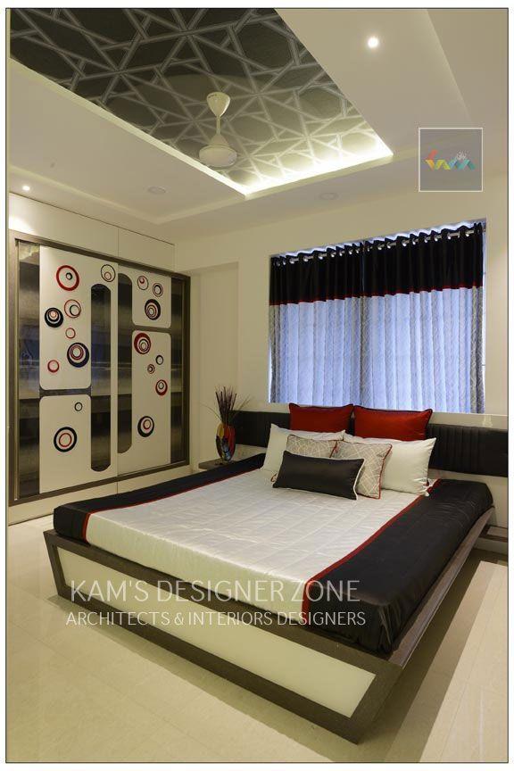 Interior Designer In Pimple Saudagar Bed Furniture Design