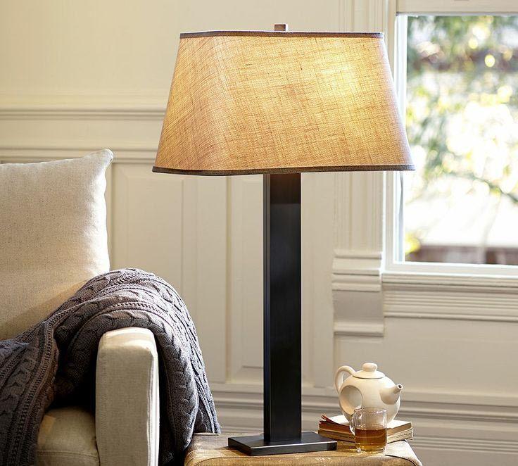 Pottery Barn Tripod Floor Lamp Home Decor Floor Lamp Decor